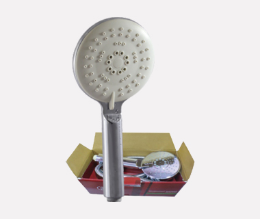 Telephonic Shower Auto Cleaner with 1.5