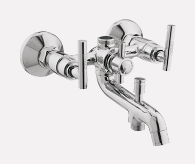 3 in 1 Wall Mixer Telephonic