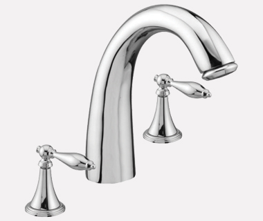 3 Hole Basin Mixer